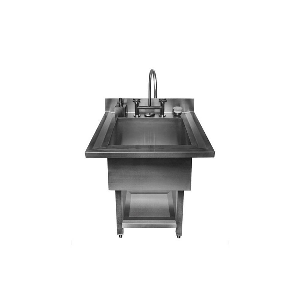 Home Refinements by Julien Floor Mount Laundry And Utility Sinks item 003865