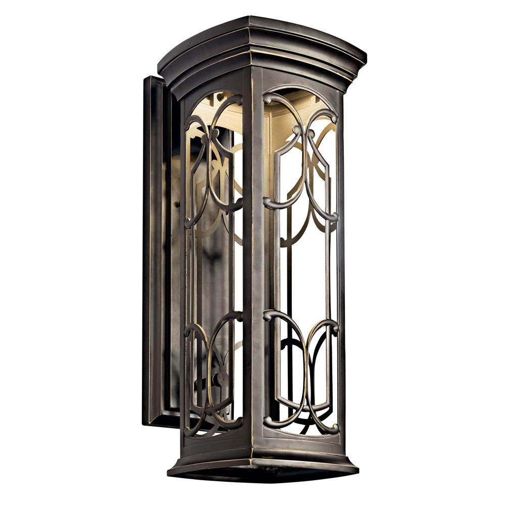 Kichler Lighting Wall Lanterns Outdoor Lights item 49228OZLED