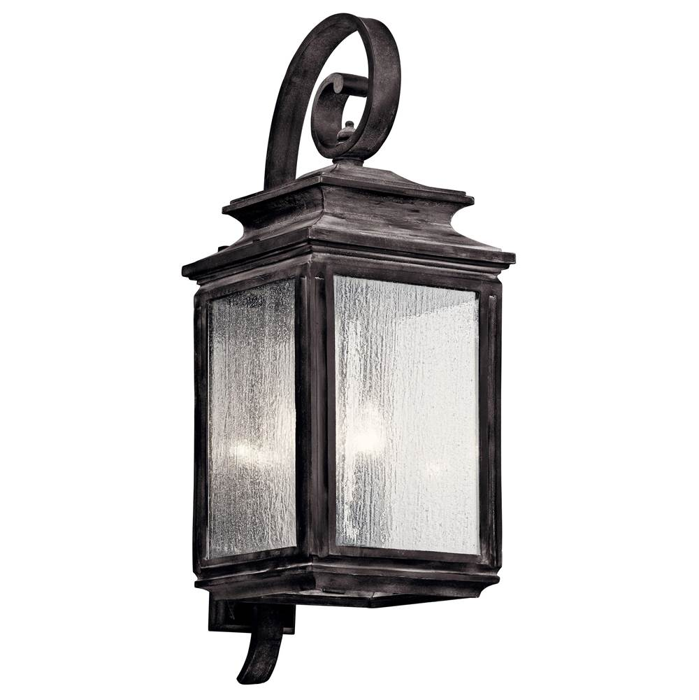 Kichler Lighting Wall Lanterns Outdoor Lights item 49504WZC