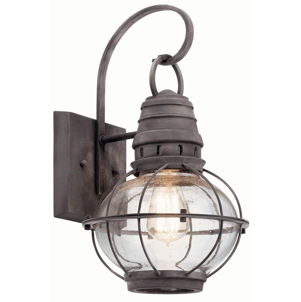 Kichler Lighting Wall Lanterns Outdoor Lights item 49628WZC