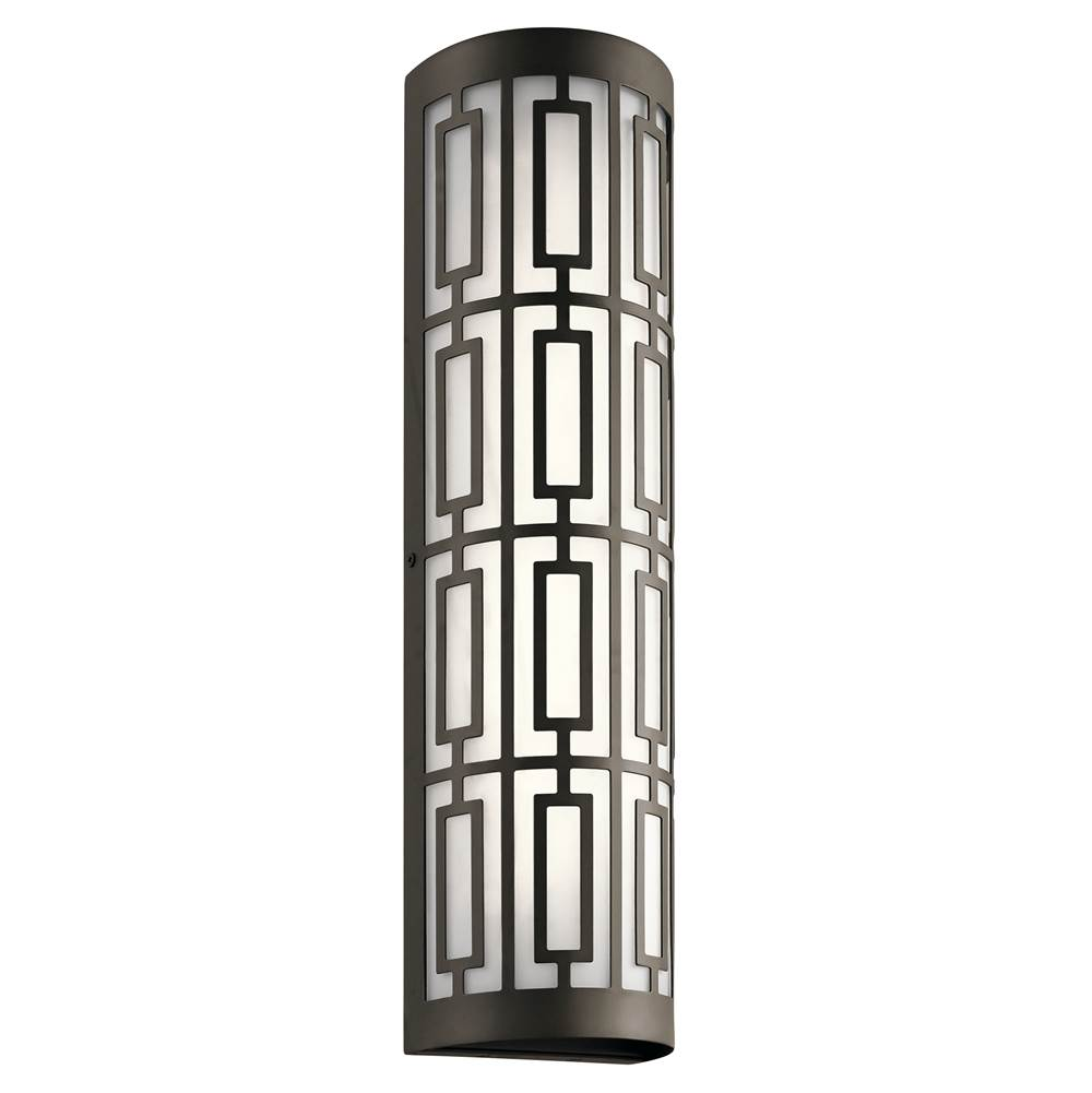Kichler Lighting Wall Lanterns Outdoor Lights item 49780OZLED