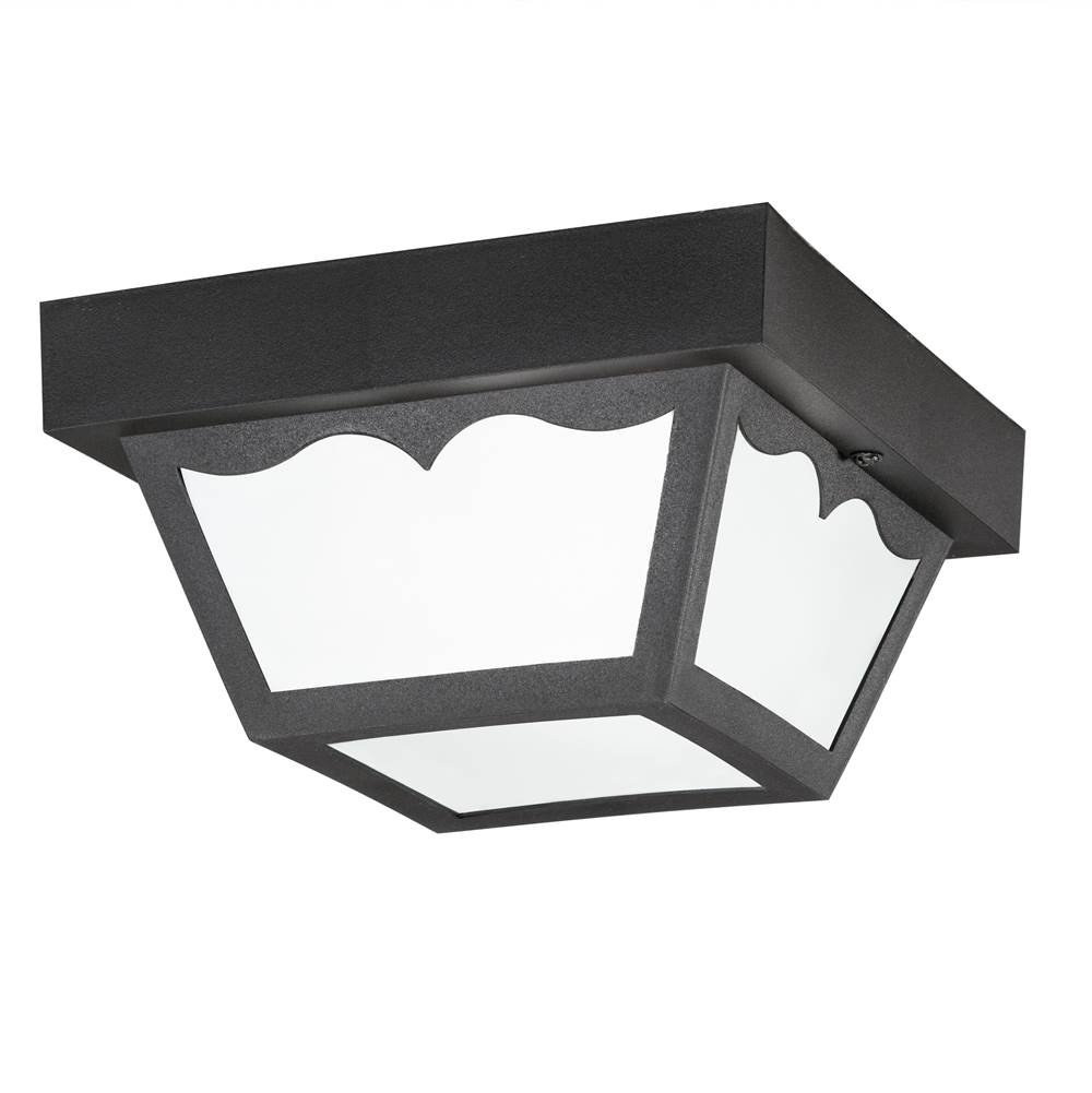Kichler Lighting Ceiling Fixtures Outdoor Lights item 9320BK