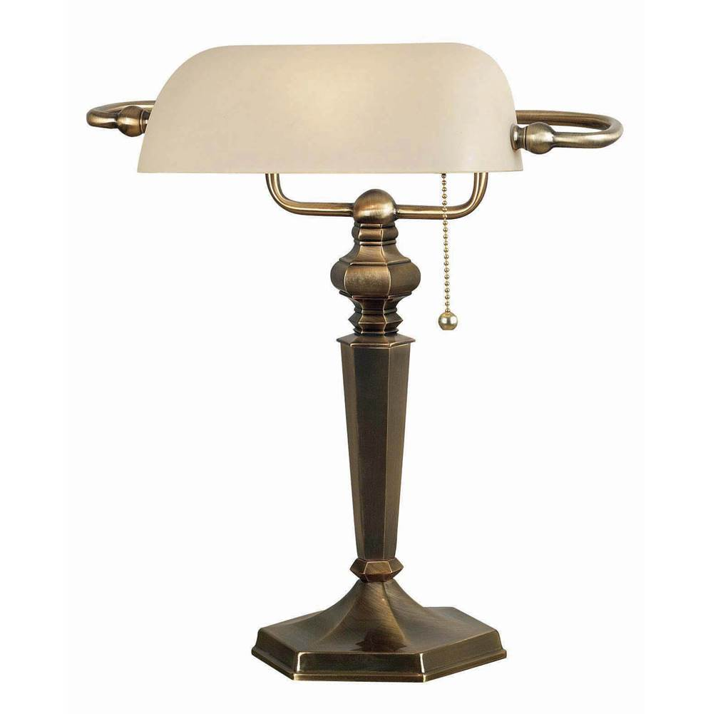 Kenroy Home Desk Lamps Lamps item 20615GBRZ