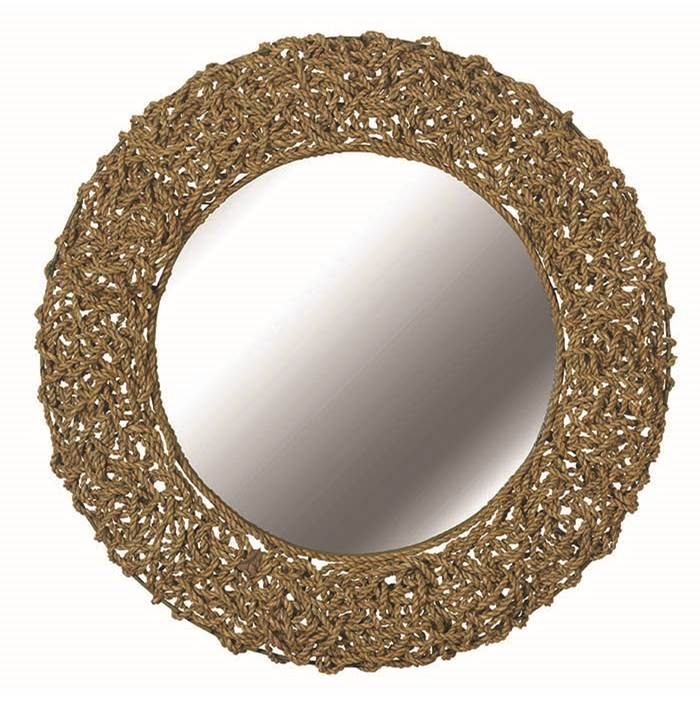 Kenroy Home Round Mirrors item 60203