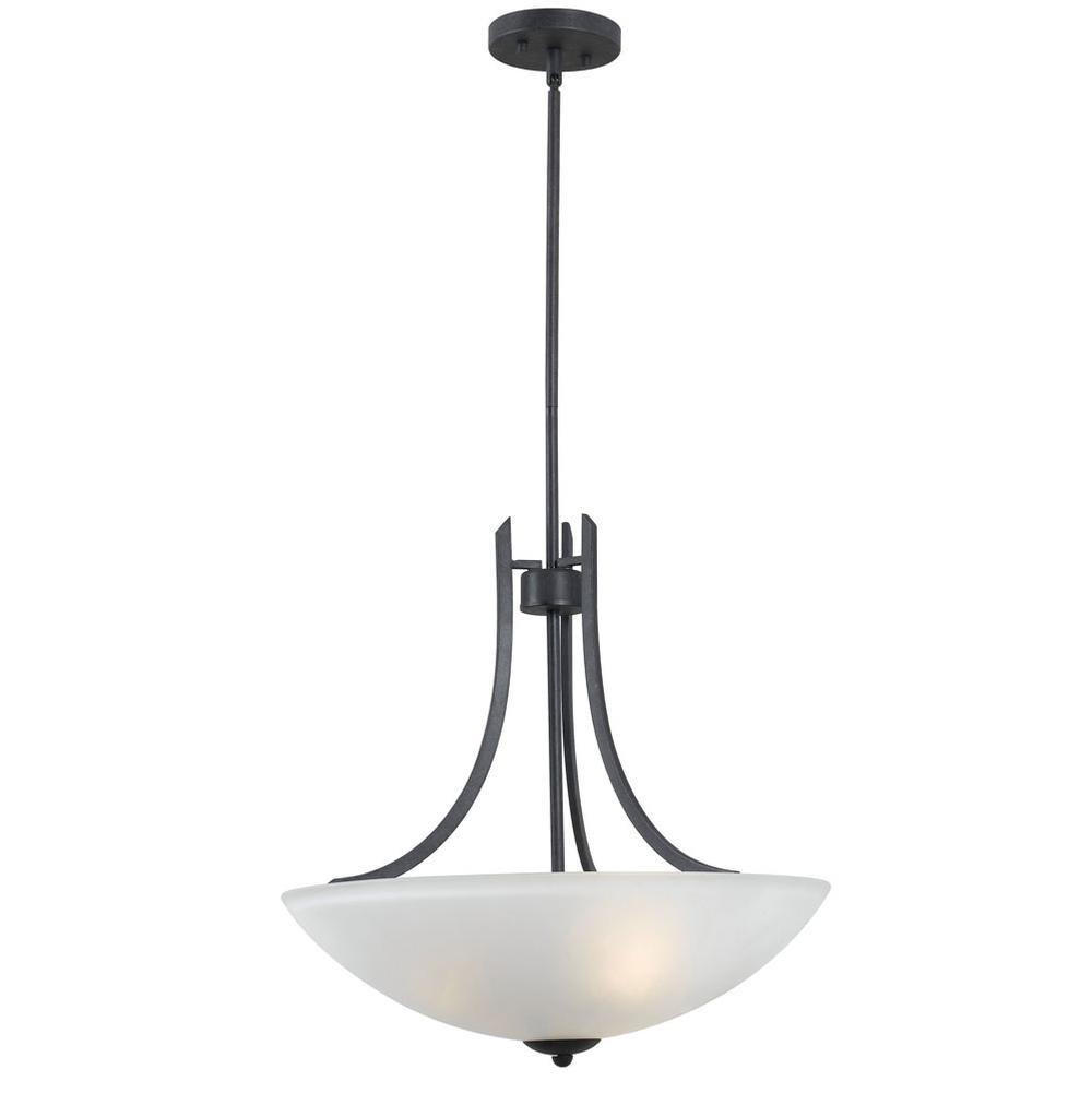 220 00 91923fgrph Brand Kenroy Home Mirage 3 Light Pendant