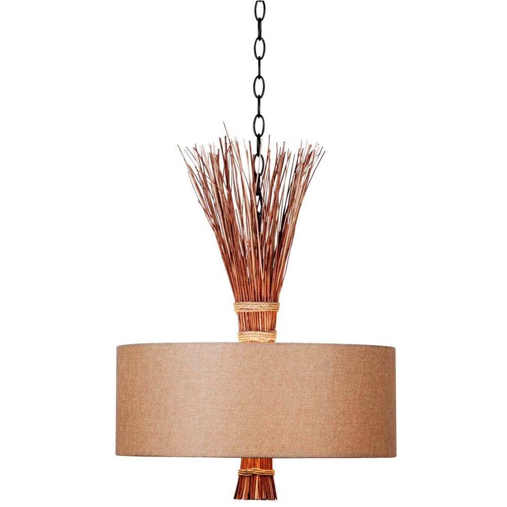 231 00 93314orb Brand Kenroy Home Sheaf 3 Light Pendant