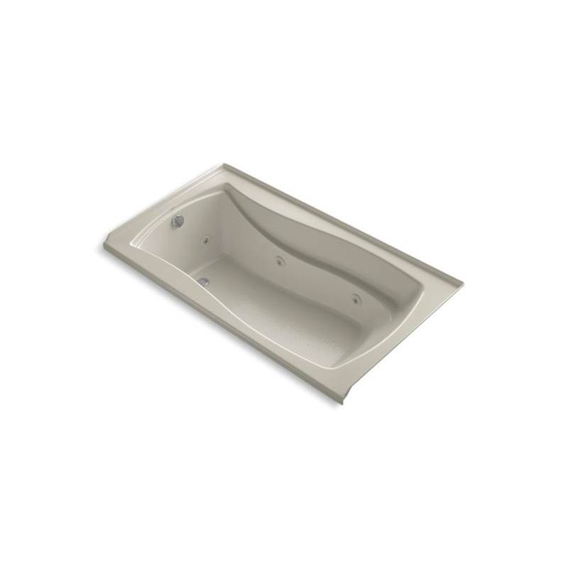 Kohler Three Wall Alcove Whirlpool Bathtubs item 1224-L-G9