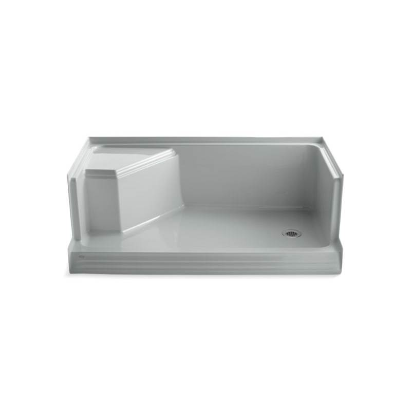 Kohler Three Wall Alcove Shower Bases item 9496-95