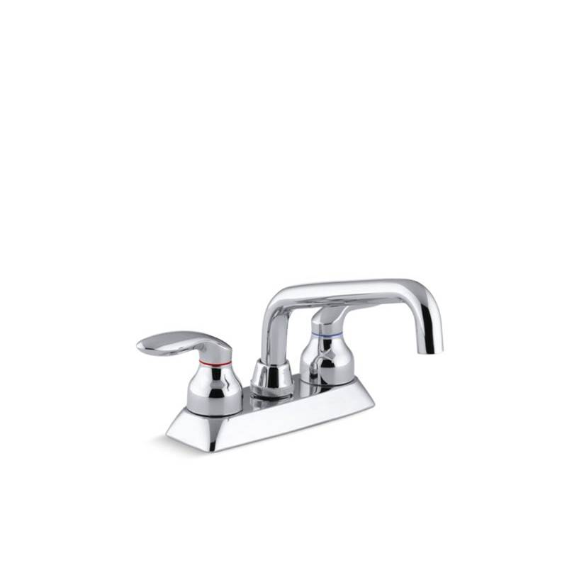 Kohler Deck Mount Laundry Sink Faucets item 15270-4-CP