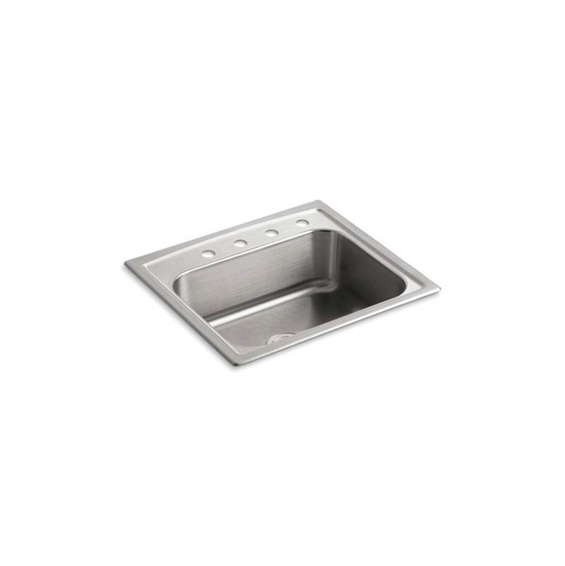 Kohler Drop In Kitchen Sinks item 3348-4-NA
