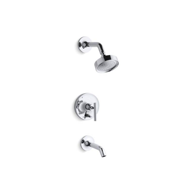 Kohler  Tub And Shower Faucets item T14420-4E-CP