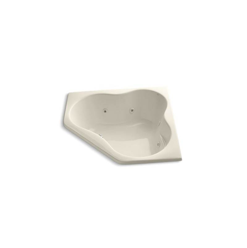 Kohler Whirlpool Bathtubs Corner | Kitchens and Baths by Briggs ...