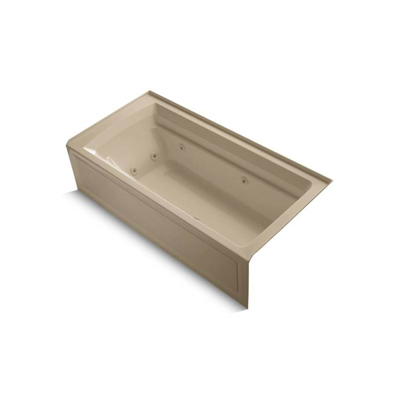 Kohler Three Wall Alcove Whirlpool Bathtubs item 1124-HR-33