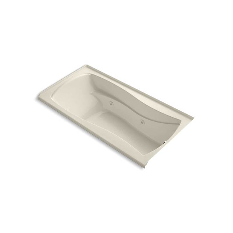 Kohler Three Wall Alcove Whirlpool Bathtubs item 1257-R-47