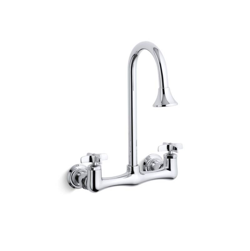 Faucets Laundry Sink Faucets Wall Mount | Kitchens and Baths by ...