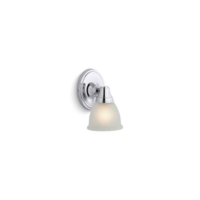 Kohler one light vanity bathroom lights item 11365 cp