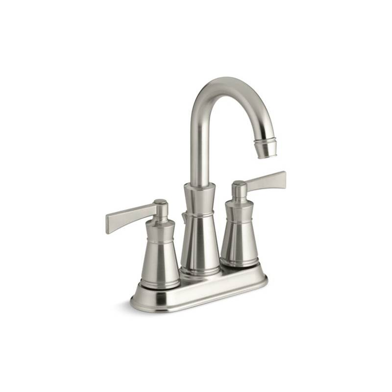 Kohler Centerset Bathroom Sink Faucets item 11075-4-BN