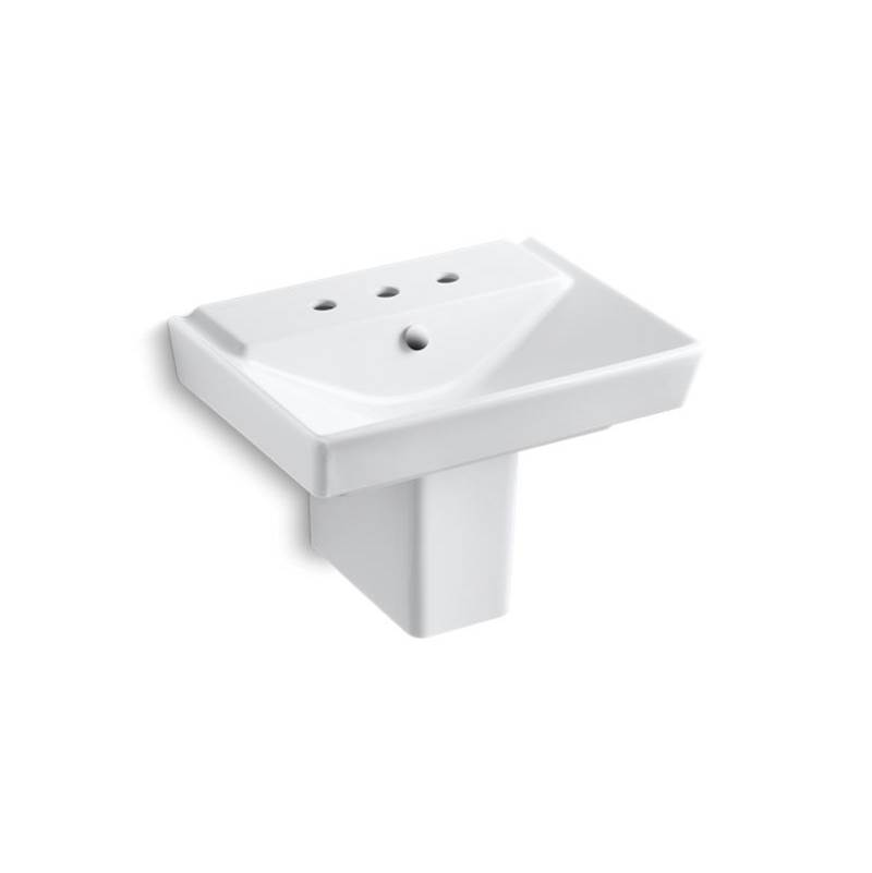 Kohler Complete Pedestal Bathroom Sinks item 5150-8-0