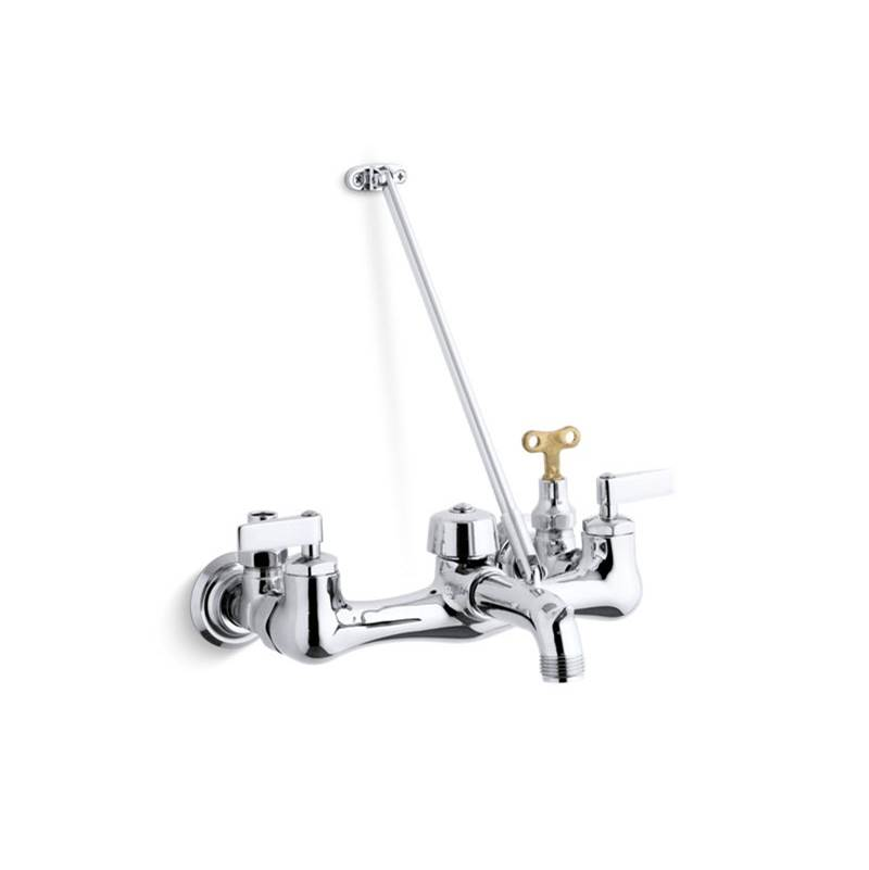Kohler Wall Mount Laundry Sink Faucets item 8908-CP