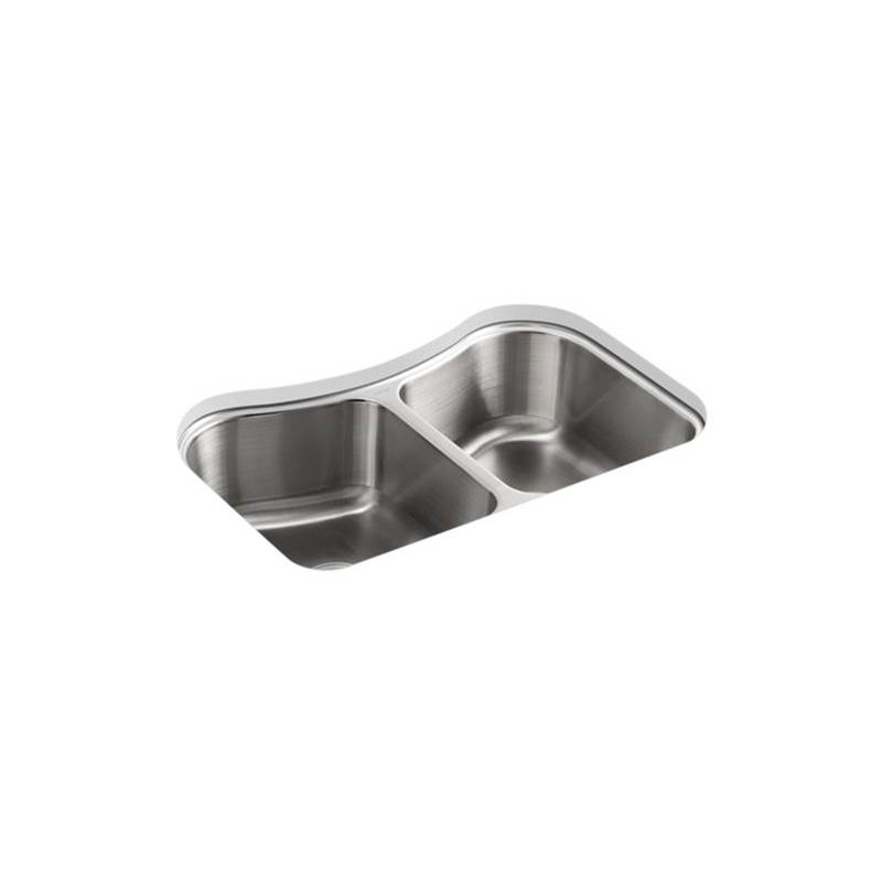 Kohler Undermount Kitchen Sinks item 3899-NA