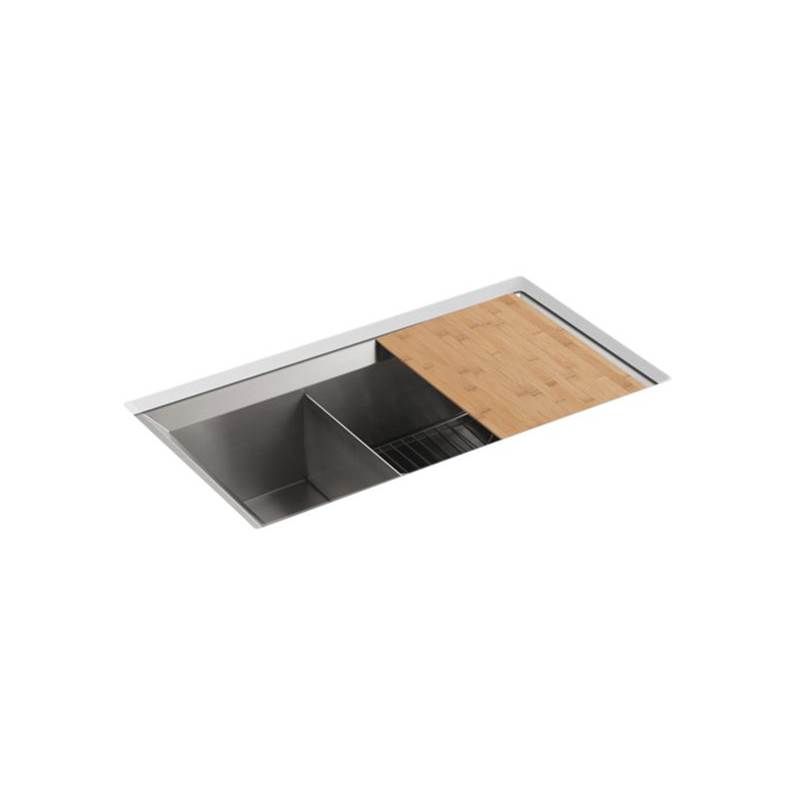 Kohler Undermount Kitchen Sinks item 3160-NA