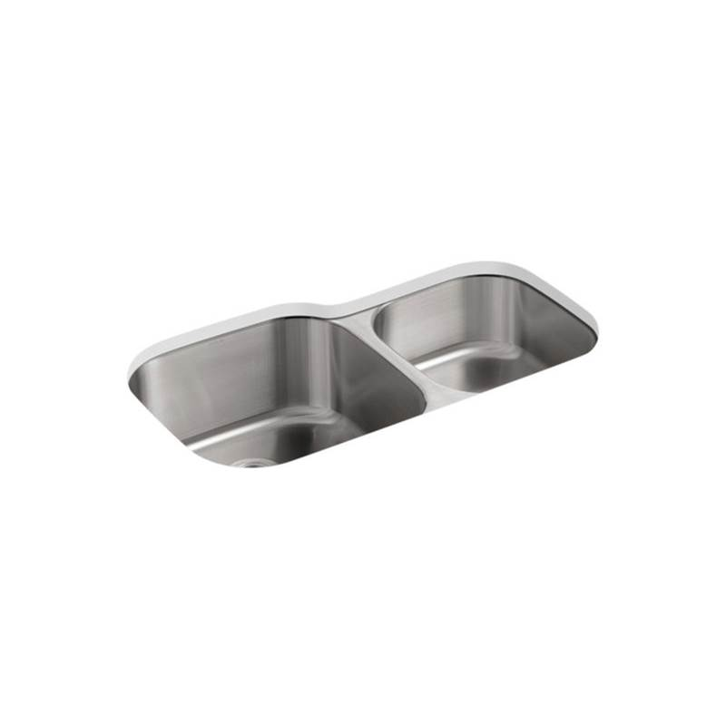 Kohler Undermount Kitchen Sinks item 3356-NA