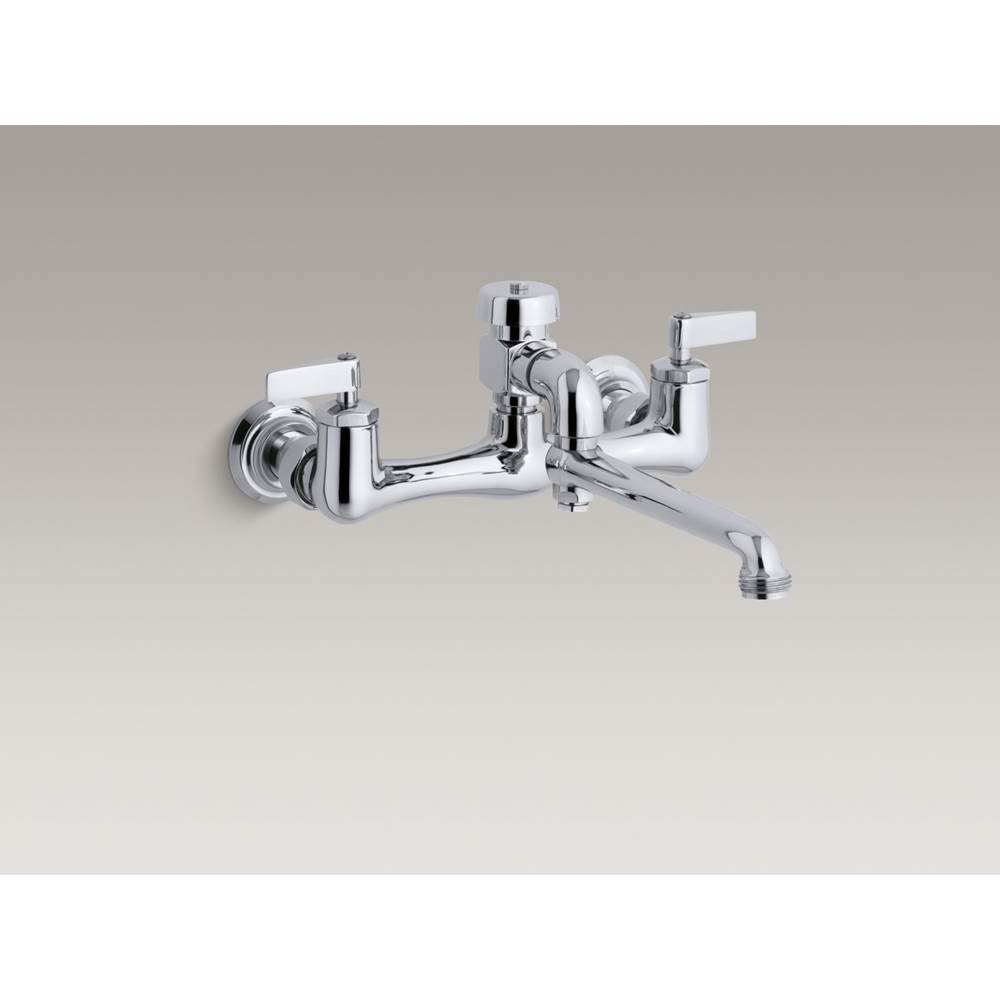 Kohler Wall Mount Laundry Sink Faucets item 13625-CP