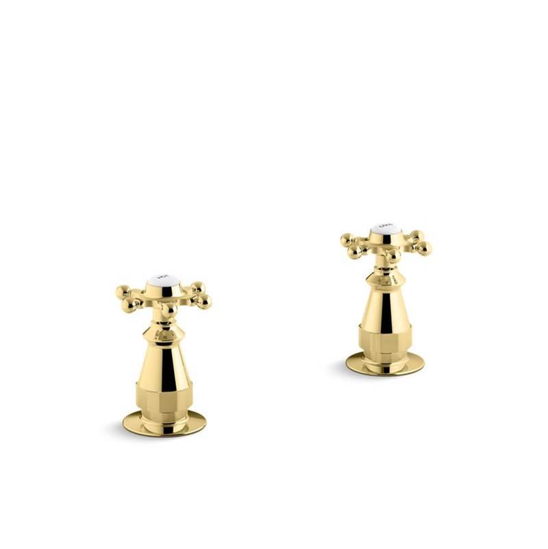 Kohler Faucet Parts Antique Brass Tones | Kitchens and Baths by ...