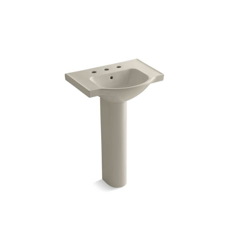 Kohler Complete Pedestal Bathroom Sinks item 5266-8-G9
