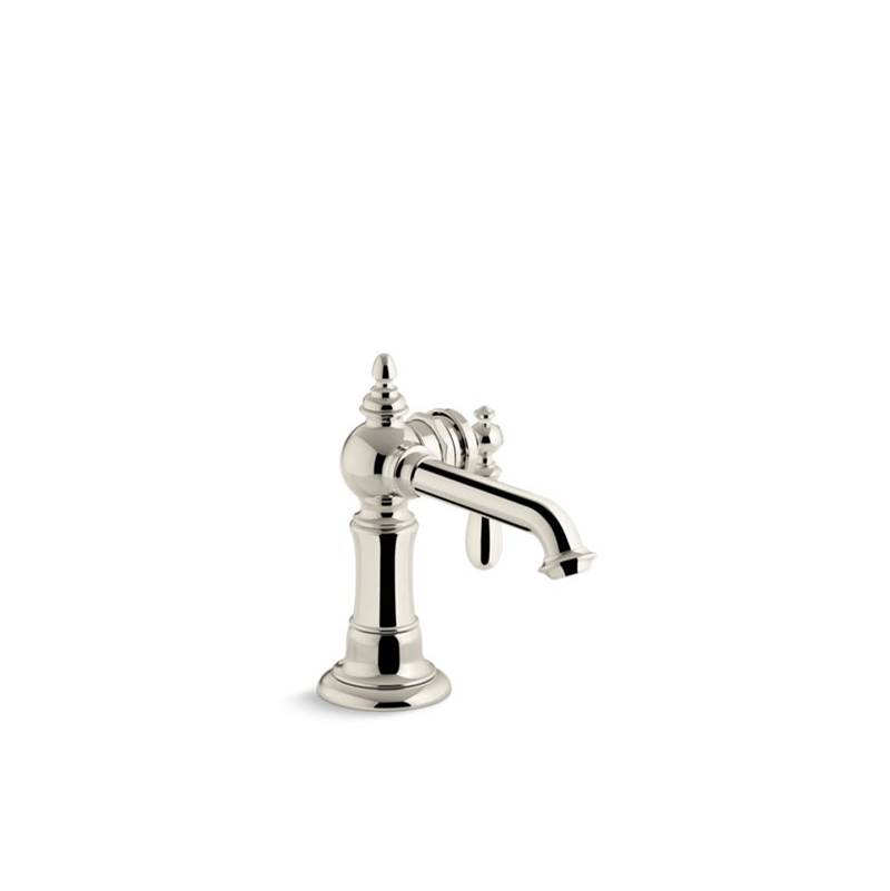 Kohler Bathroom Sink Faucets Single Hole Kitchens And Baths By - Kohler fairfax single hole bathroom faucet