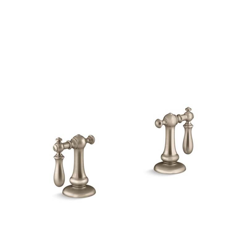 Kohler Parts Artifacts Bronze Tones Kitchens And Baths By Briggs