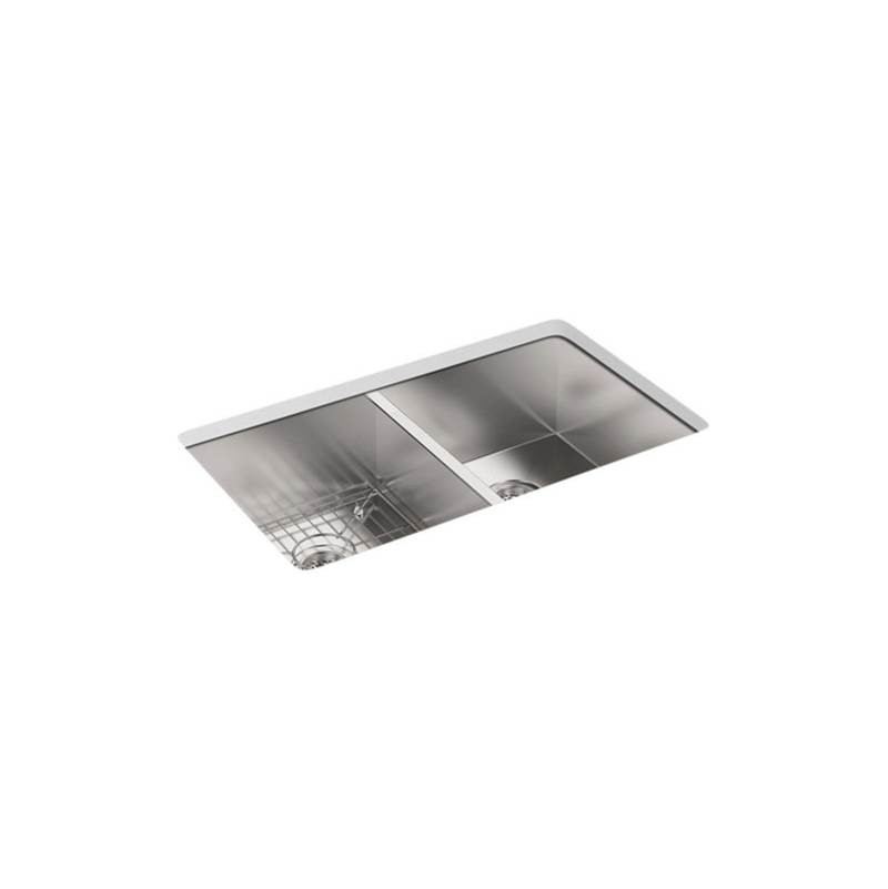 Kohler Drop In Kitchen Sinks item 3820-4-NA