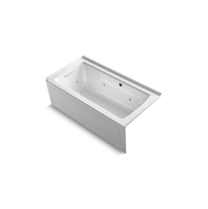 Kohler Three Wall Alcove Whirlpool Bathtubs item 1947-LAW-0