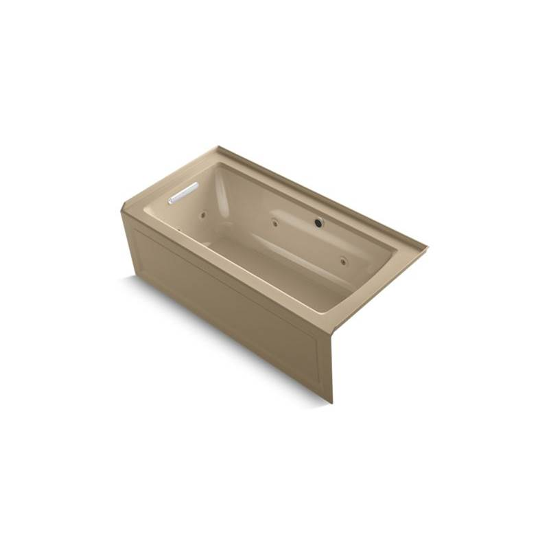Kohler Three Wall Alcove Whirlpool Bathtubs item 1947-LAW-33