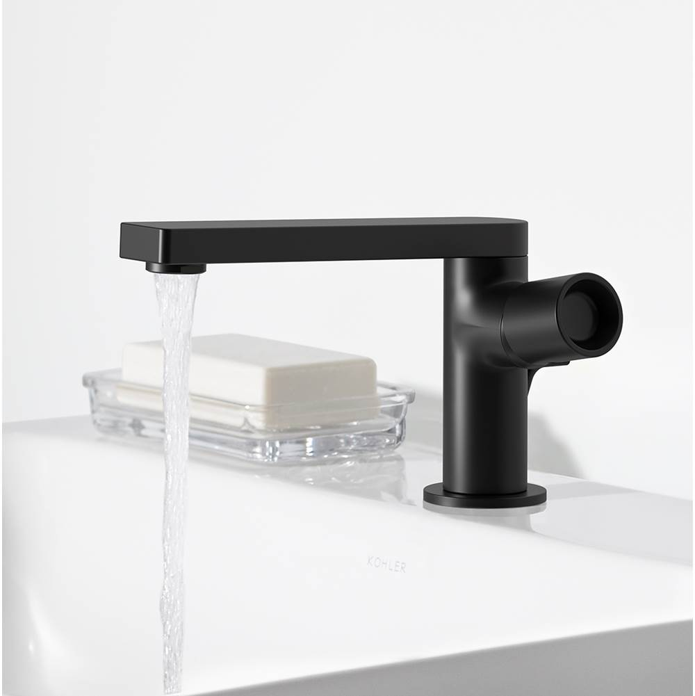 Kohler Bathroom Sink Faucets Single Hole Black Kitchens And Baths By Briggs Grand Island Lenexa Lincoln Omaha Sioux City