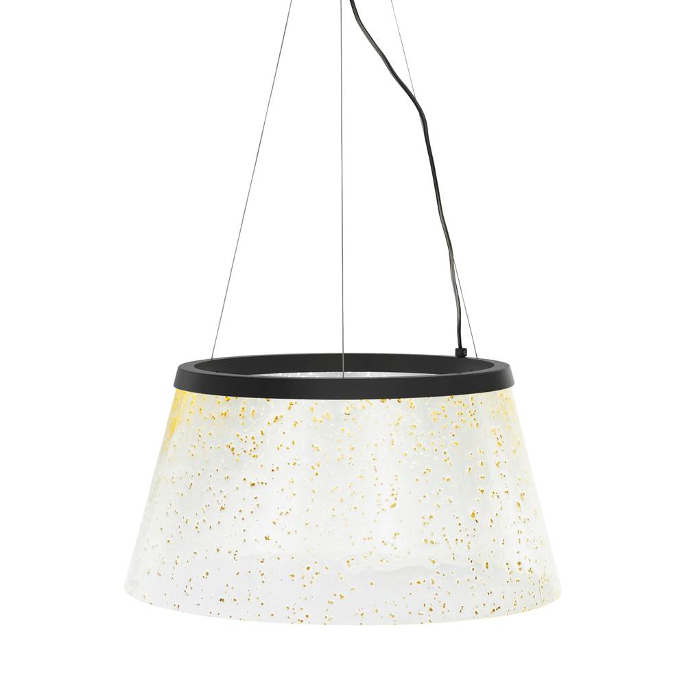LBL Lighting Drum Pendants Pendant Lighting item SU756CRMSSCLED277