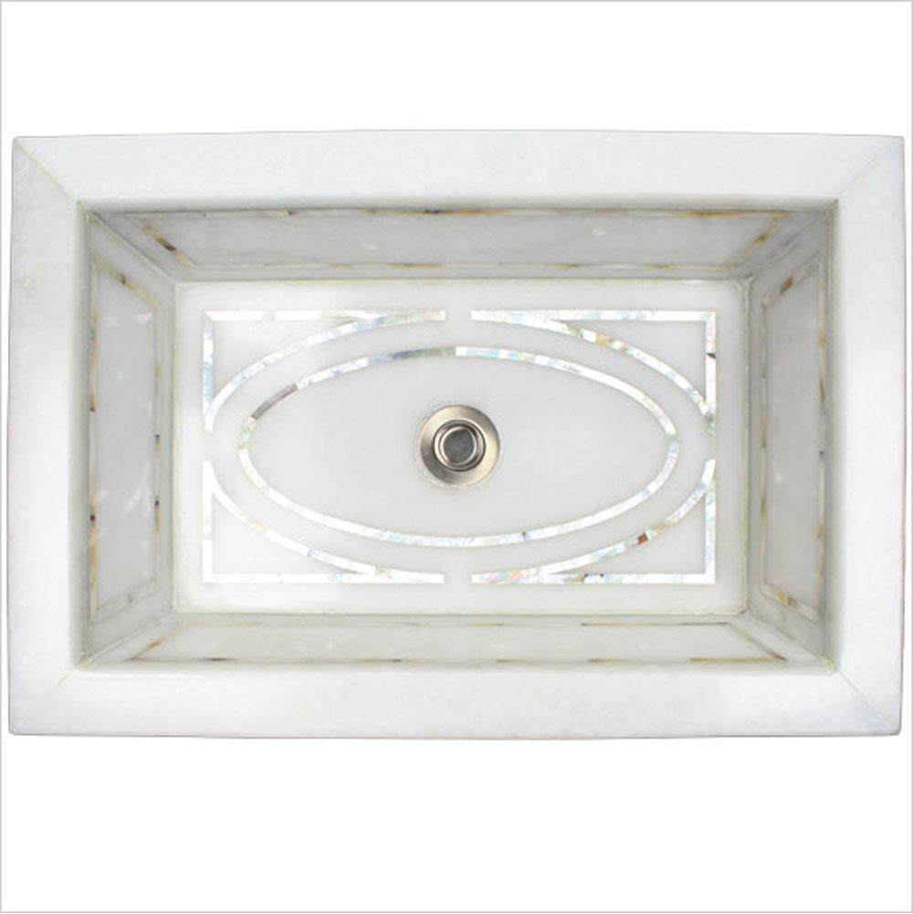 Linkasink Undermount Bathroom Sinks item MI04