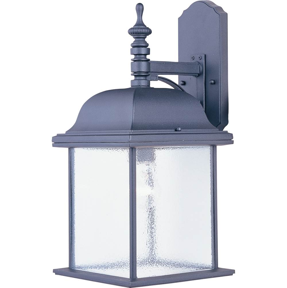 Maxim Lighting Wall Lanterns Outdoor Lights item 1057BK