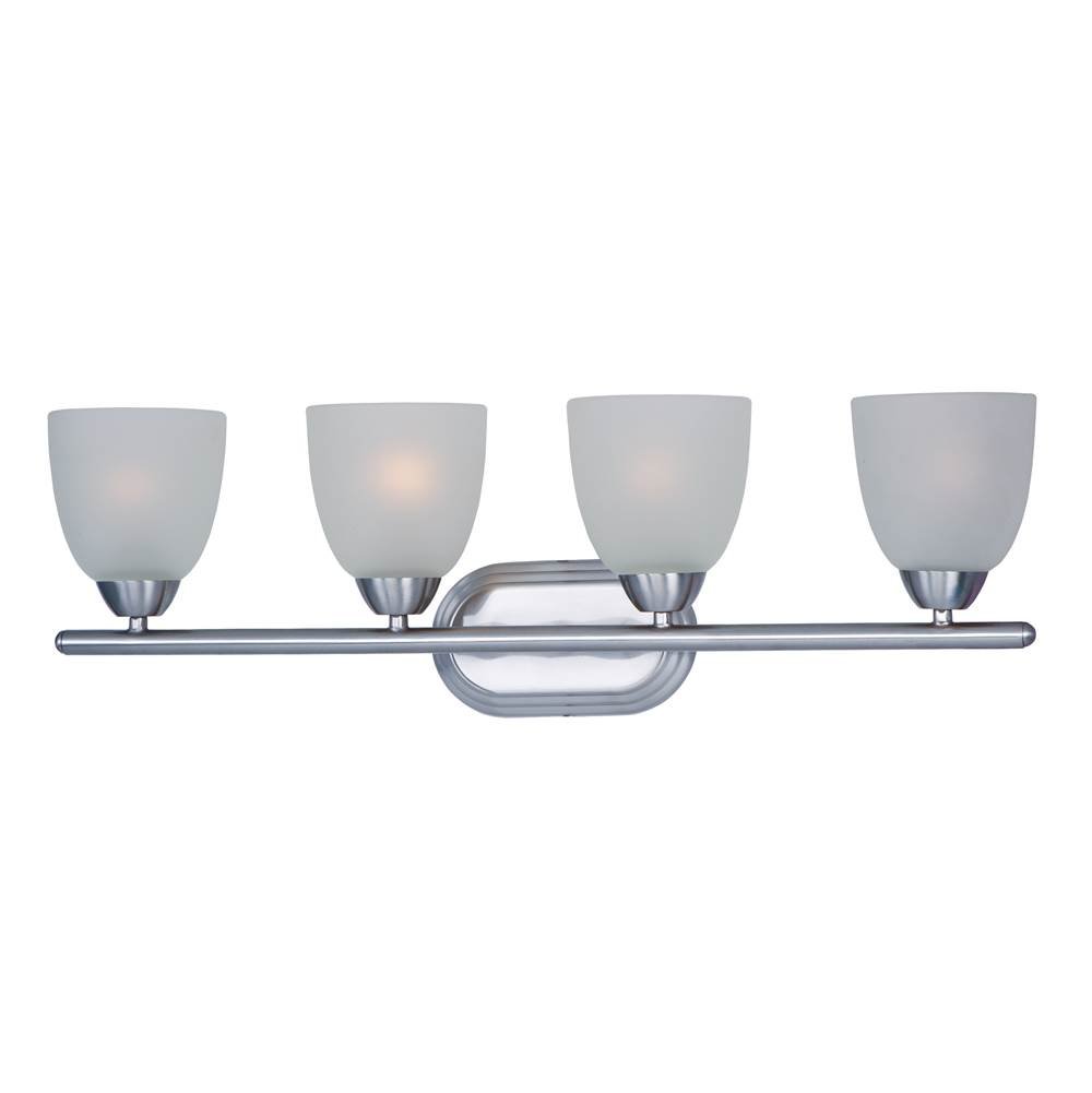 Maxim Lighting Four Light Vanity Bathroom Lights item 11314FTPC