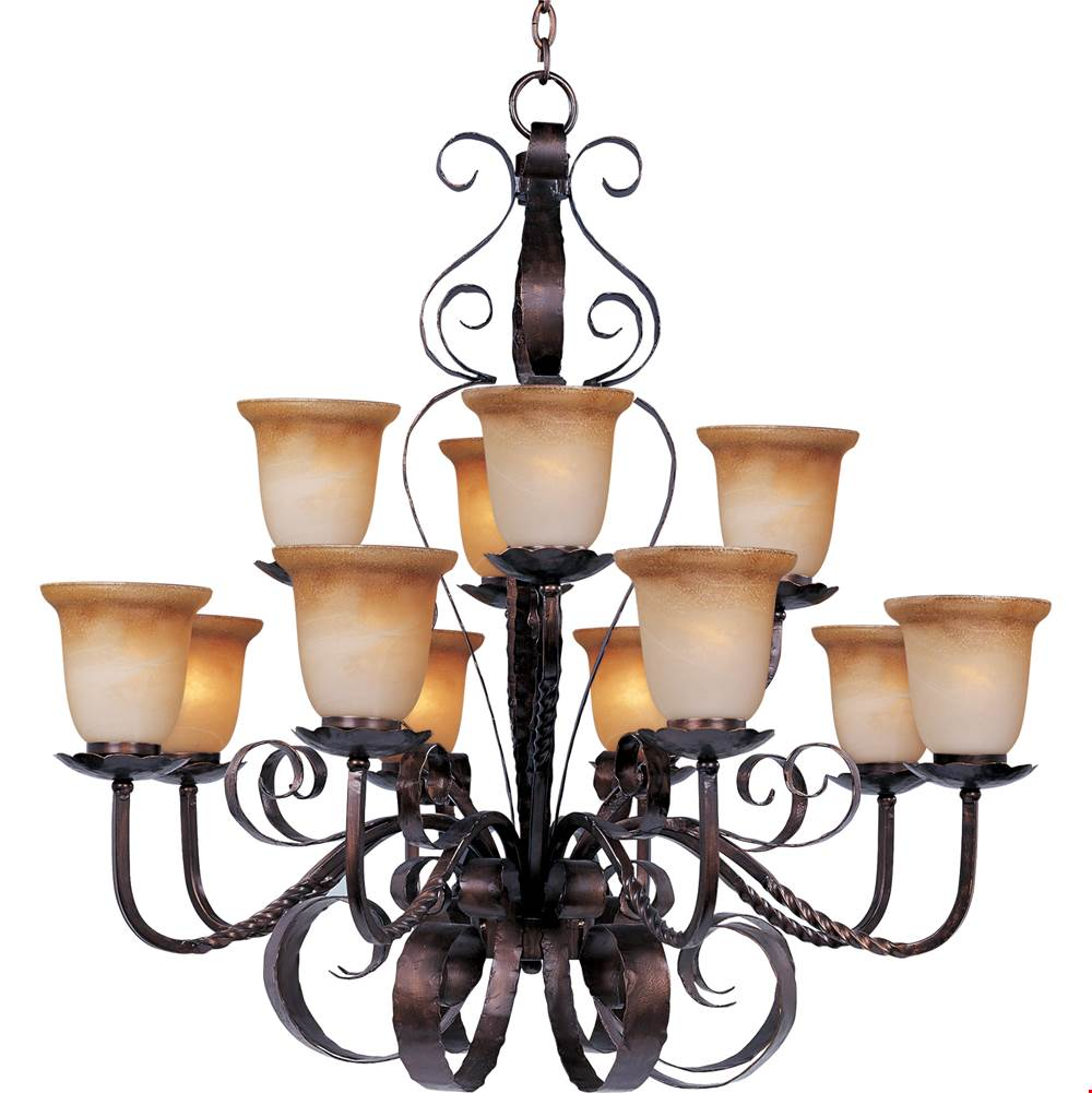 Maxim Lighting Multi Tier Chandeliers item 20614VAOI