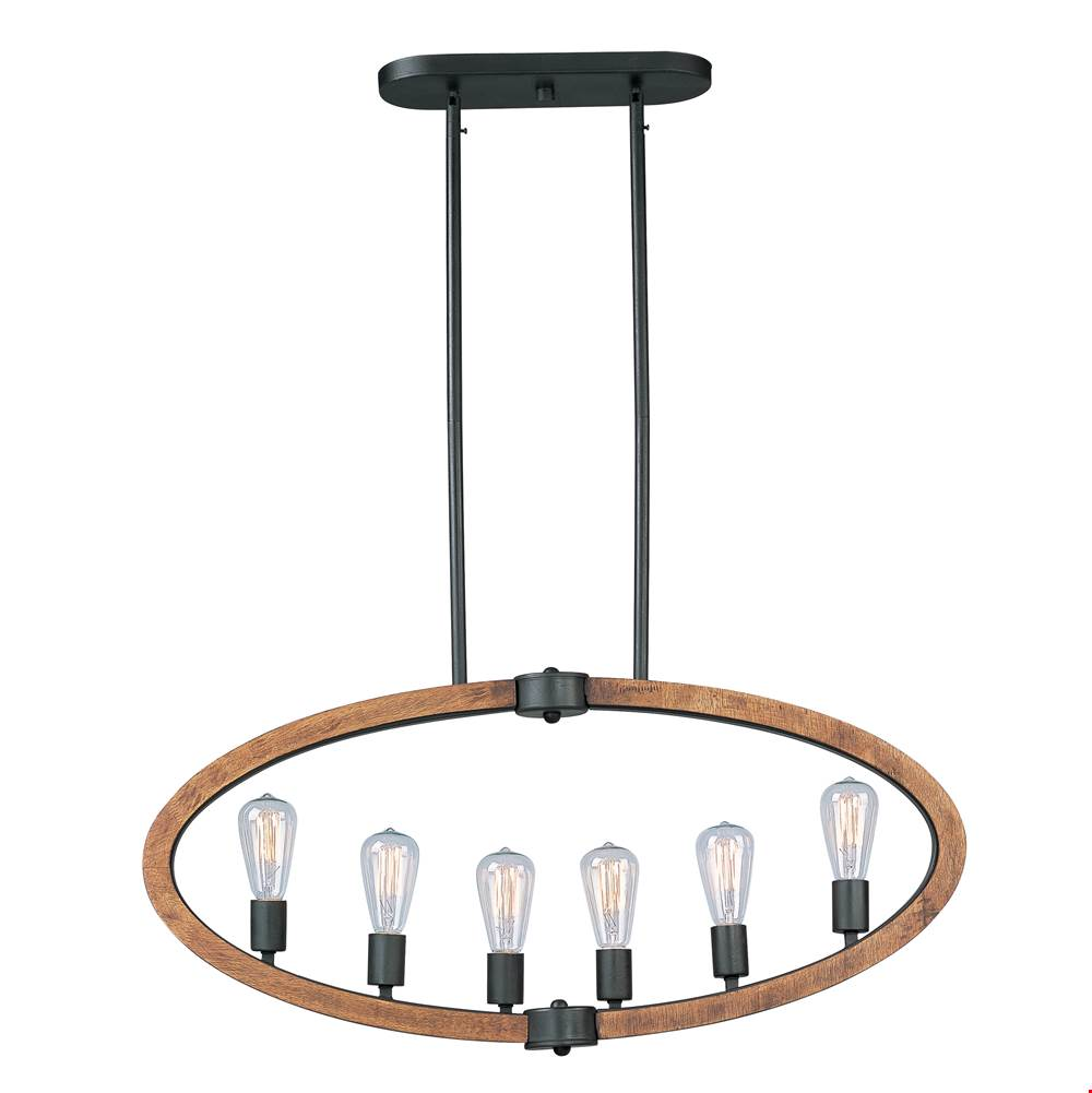 Maxim Lighting Linear Chandeliers Chandeliers item 20913APAR/BUI  sc 1 st  Kitchens and Baths by Briggs & Maxim Lighting Bodega Bay | Kitchens and Baths by Briggs - Grand ...