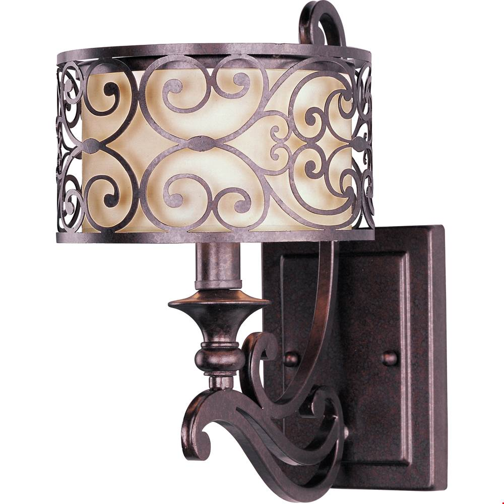 Maxim Lighting Sconce Wall Lights item 21152WHUB