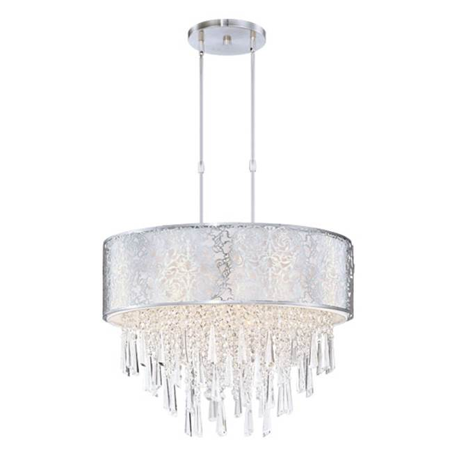 Maxim Lighting Drum Pendants Pendant Lighting item 22295WTSN