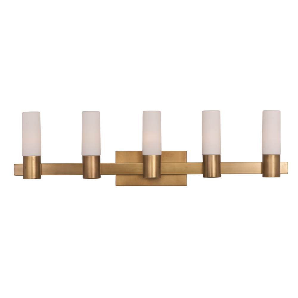 Maxim Lighting Five Or More Vanity Bathroom Lights item 22415SWNAB