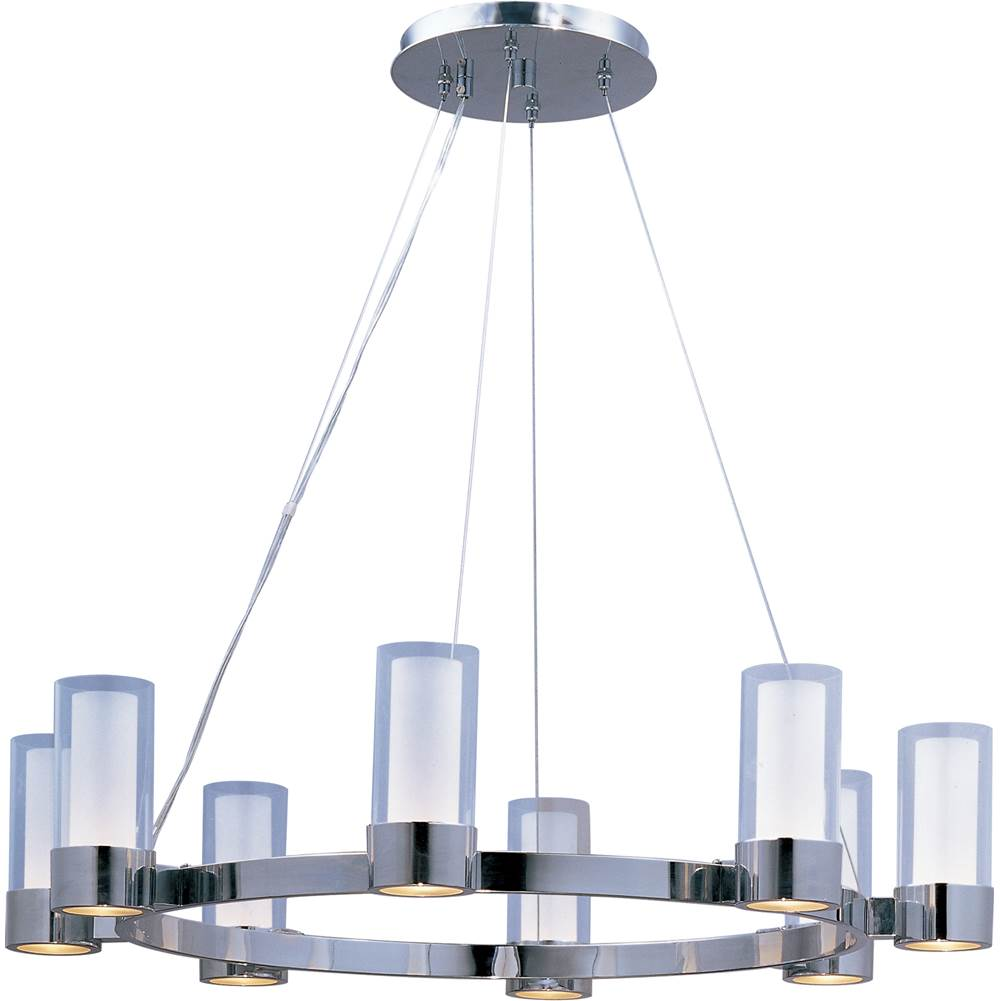 Maxim lighting chandeliers silo lighting kitchens and baths by 74800 23078clftpc brand maxim lighting mozeypictures Gallery