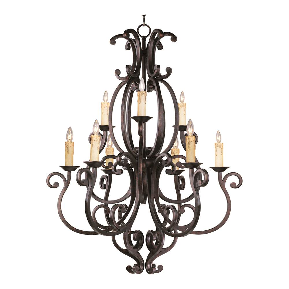 Maxim Lighting Multi Tier Chandeliers item 31006CU