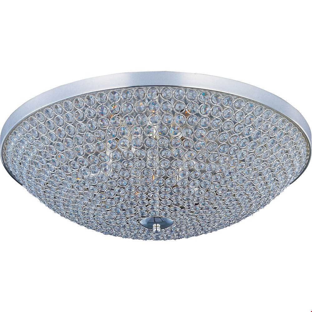 Ceiling Lights Flush Crystal | Kitchens and Baths by Briggs - Grand ...
