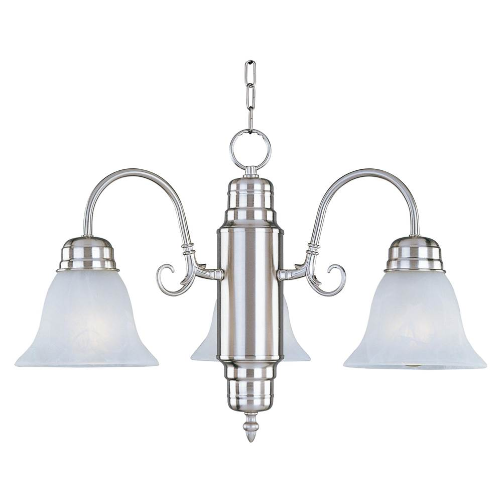 Maxim Lighting Down Chandeliers Chandeliers item 91196MRSN