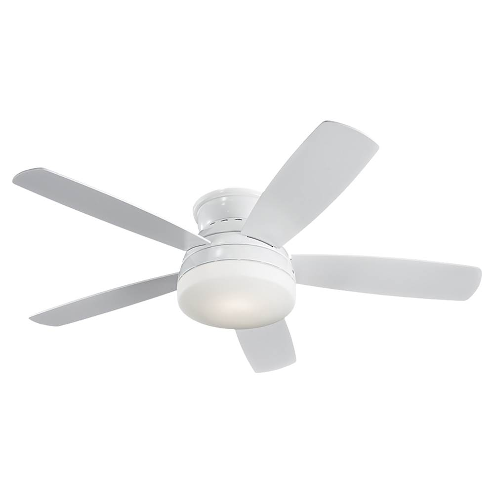 Monte Carlo Fans Flush Mount Fans Ceiling Fans item 5TV52WHD