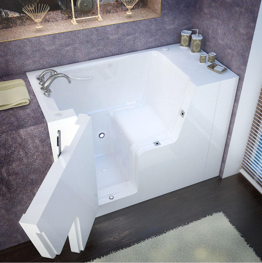 Meditub Walk In Soaking Tubs item 2953WCALWS